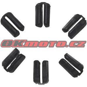 Tlumicí gumy do unašeče rozety - Honda XL 600 R, 600ccm - 83-87 TOURMAX - Japan