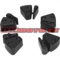 Tlumicí gumy do unašeče rozety - Honda XRV 750 Africa Twin, 750ccm - 90-03