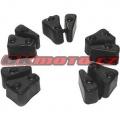 Tlumicí gumy do unašeče rozety - Honda CRF 1000 L Africa Twin DCT, 1000ccm - 16-18