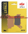 Zadní brzdové destičky SBS 675LS - Yamaha Ténéré 700, 700ccm - 19-20