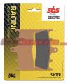 Přední brzdové destičky SBS 686RS - Suzuki GSX 1300 R Hayabusa, 1300ccm - 99-07