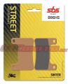 Přední brzdové destičky SBS 806HS - Suzuki GSX 1300 R Hayabusa, 1300ccm - 08-12