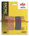 Přední brzdové destičky SBS 806RS - Suzuki GSX 1300 R Hayabusa, 1300ccm - 08-12