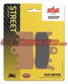 Přední brzdové destičky SBS 900SP - Ducati 1260 Multistrada Enduro, 1260ccm - 19-19