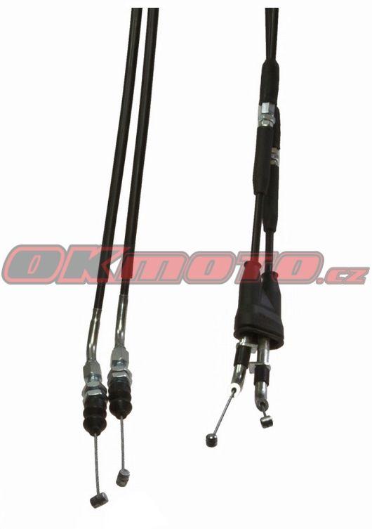 Sada plynových lanek - Suzuki DL 1000 V-Strom , 1000ccm - 02-10
