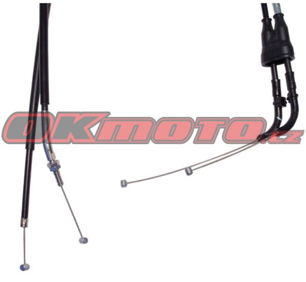 Sada plynových lanek - Yamaha TDM 850 , 850ccm - 96-98