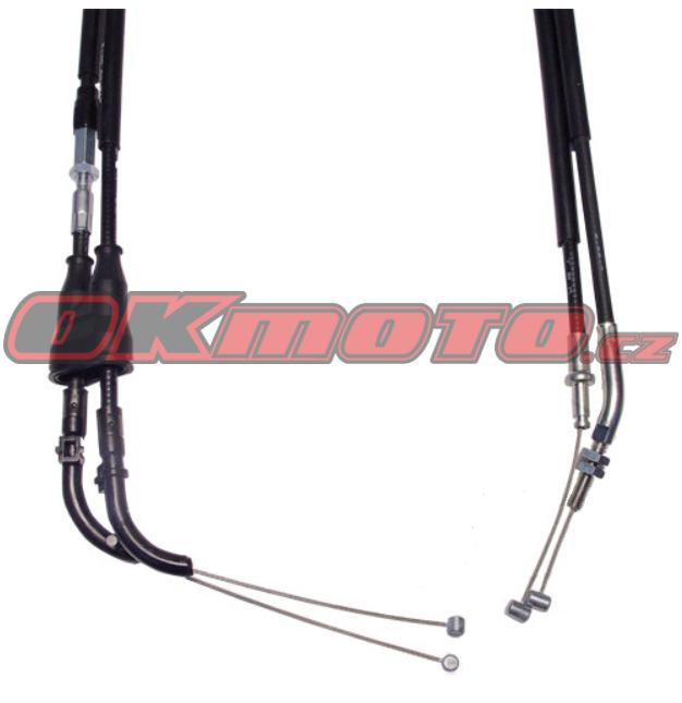 Sada plynových lanek - Yamaha TDM 850 , 850ccm - 99-01