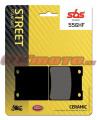 Zadní brzdové destičky SBS 556HF - Suzuki GSX 1300 R Hayabusa, 1300ccm - 99-07