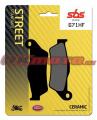 Zadní brzdové destičky SBS 671HF - Ducati 1260 S Multistrada, 1260ccm - 18-19