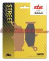 Zadní brzdové destičky SBS 833LS - Suzuki GSX 1300 R Hayabusa, 1300ccm - 08-18