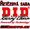 Řetězová sada D.I.D - 520VO O-ring - Honda NC 700 X DCT, 700ccm - 12-14