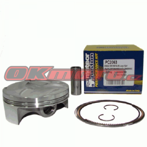 Pístní sada METEOR SPORT - C (77,97) kovaný píst - Honda CRF 250 X, 250ccm - 04-17