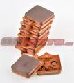 Přední brzdové destičky Benelli - Benelli TRK 502, 500ccm - 16-19