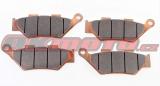 Přední brzdové destičky Benelli - Benelli TRK 502 X, 500ccm - 18-19