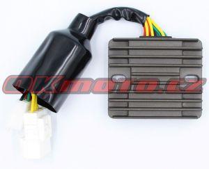 Regulátor dobíjení Power Force 0014 - Honda CBR 1100 XX Blackbird, 1100ccm - 99-00