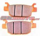 Zadní brzdové destičky Benelli - Benelli TRK 502, 500ccm - 16-19