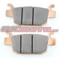 Zadní brzdové destičky Benelli - Benelli TRK 502 X, 500ccm - 18-19